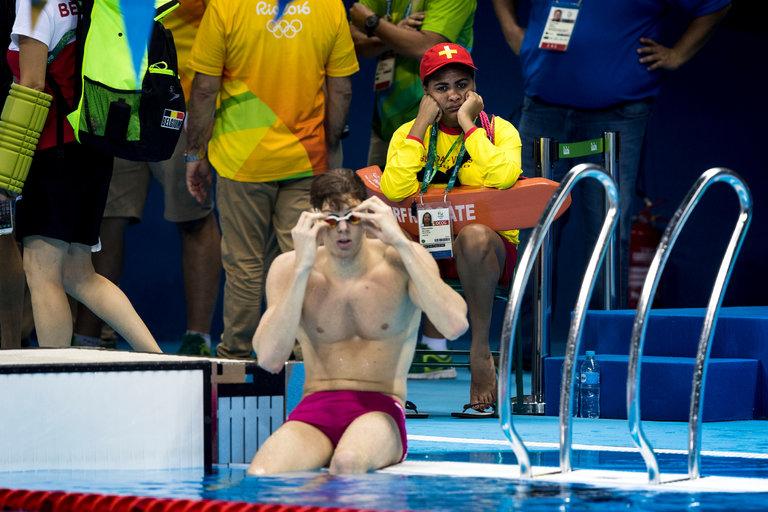 Los socorristas olímpicos