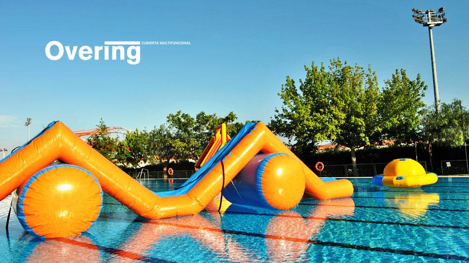Lo que necesitas saber para invertir en hinchables en piscinas públicas